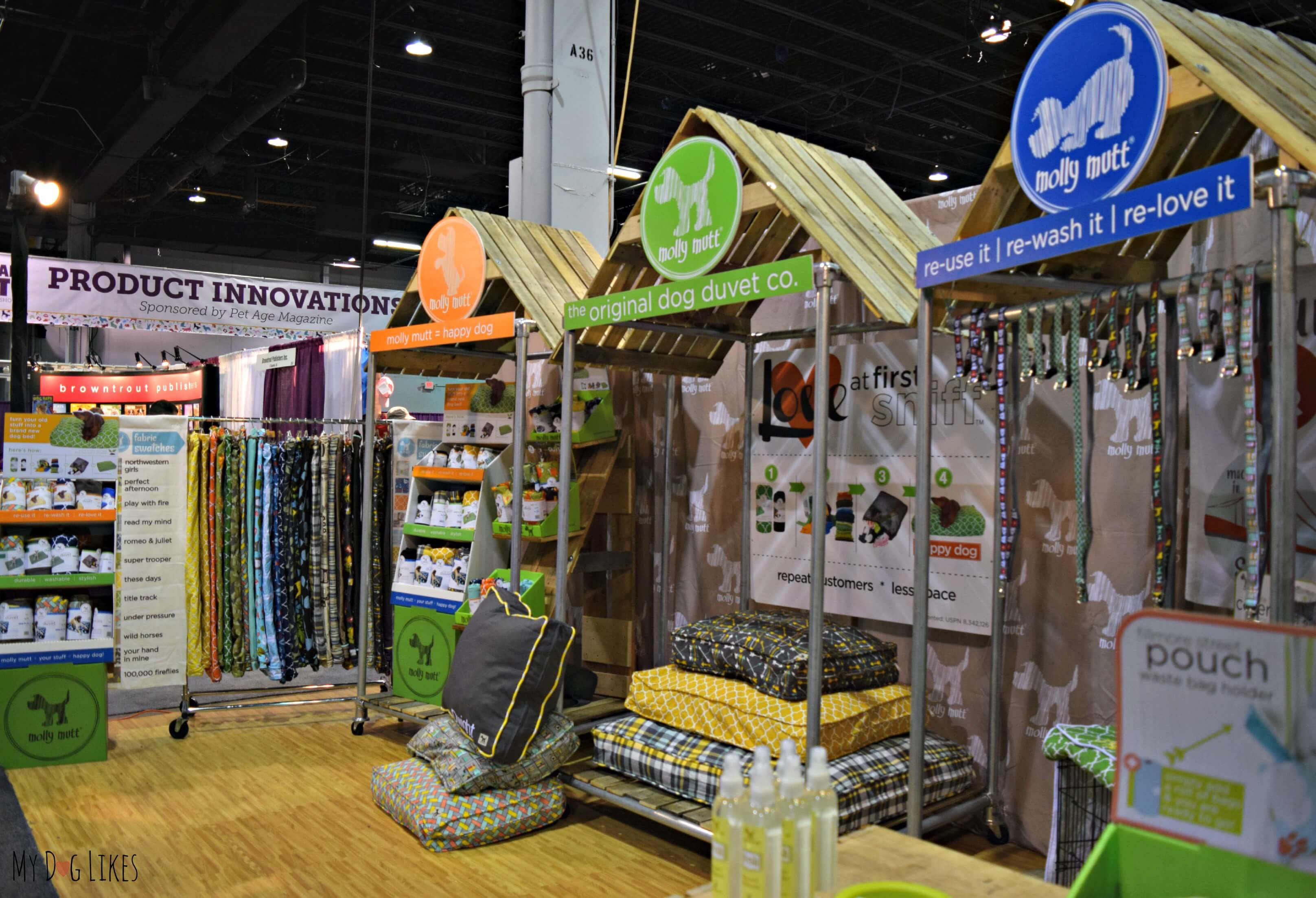 Backer S Total Pet Expo Getting An Inside Look At The