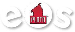 Plato EOS Cranberry Logo