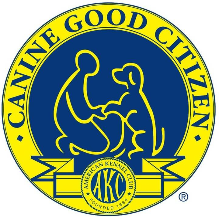 American Kennel Club Canine Good Citizen logo