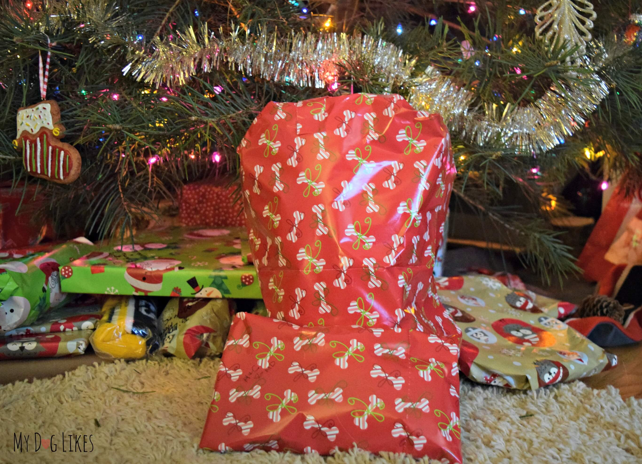 Pet Party Printz - Dog Safe Wrapping Paper Review