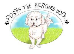 "MyDogLikes reviews ""What Kind of Dog Am I?"" This is an adorable story about Posha the Rescued Dog!"