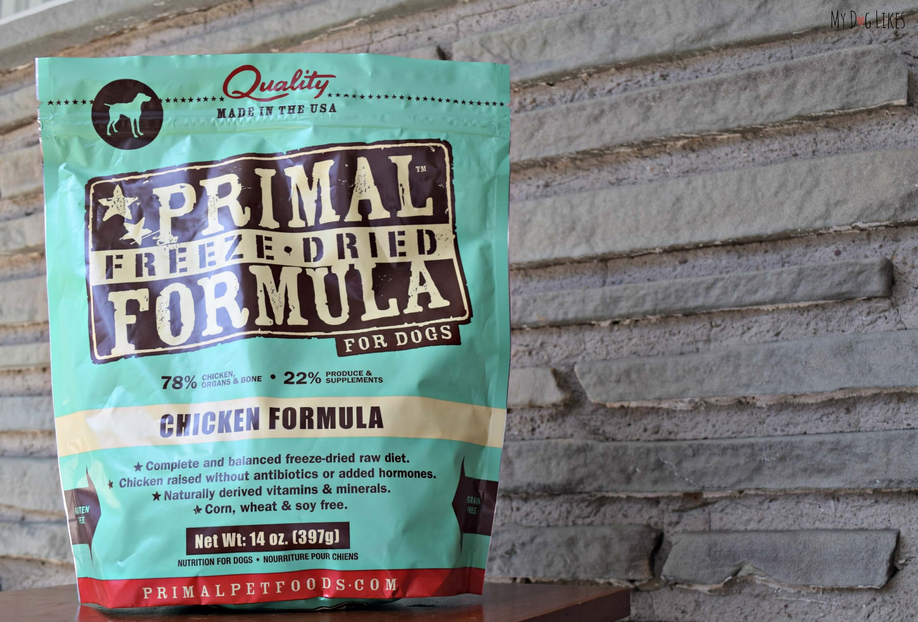 Primal Formula Dog Food Reviews