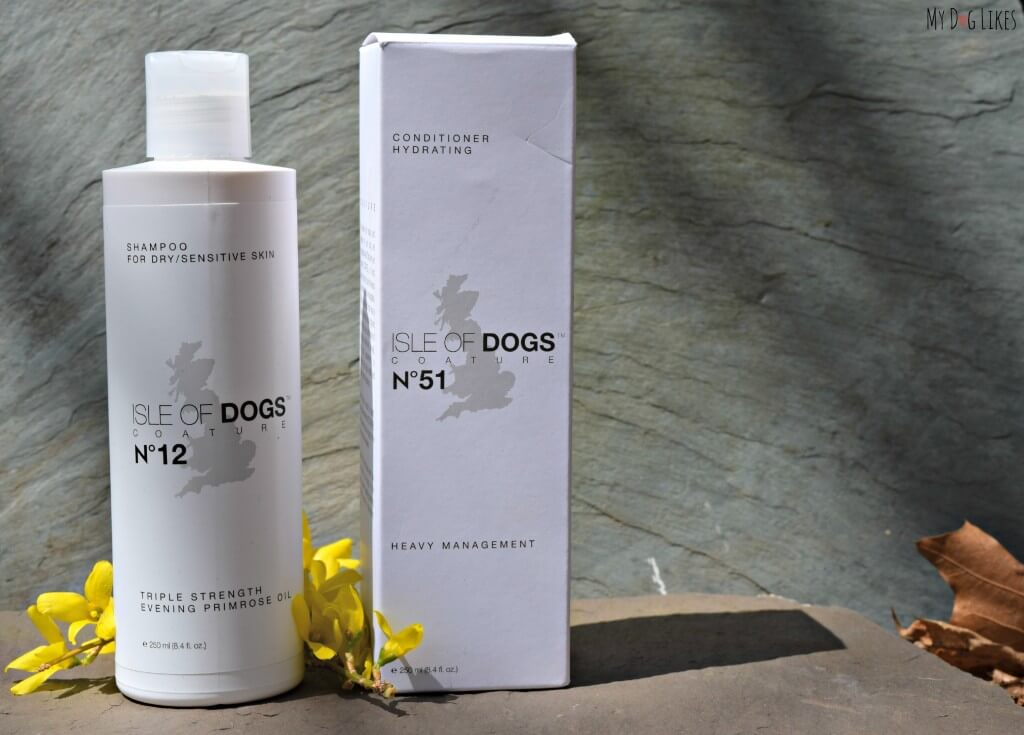 Isle Dogs Shampoo Review