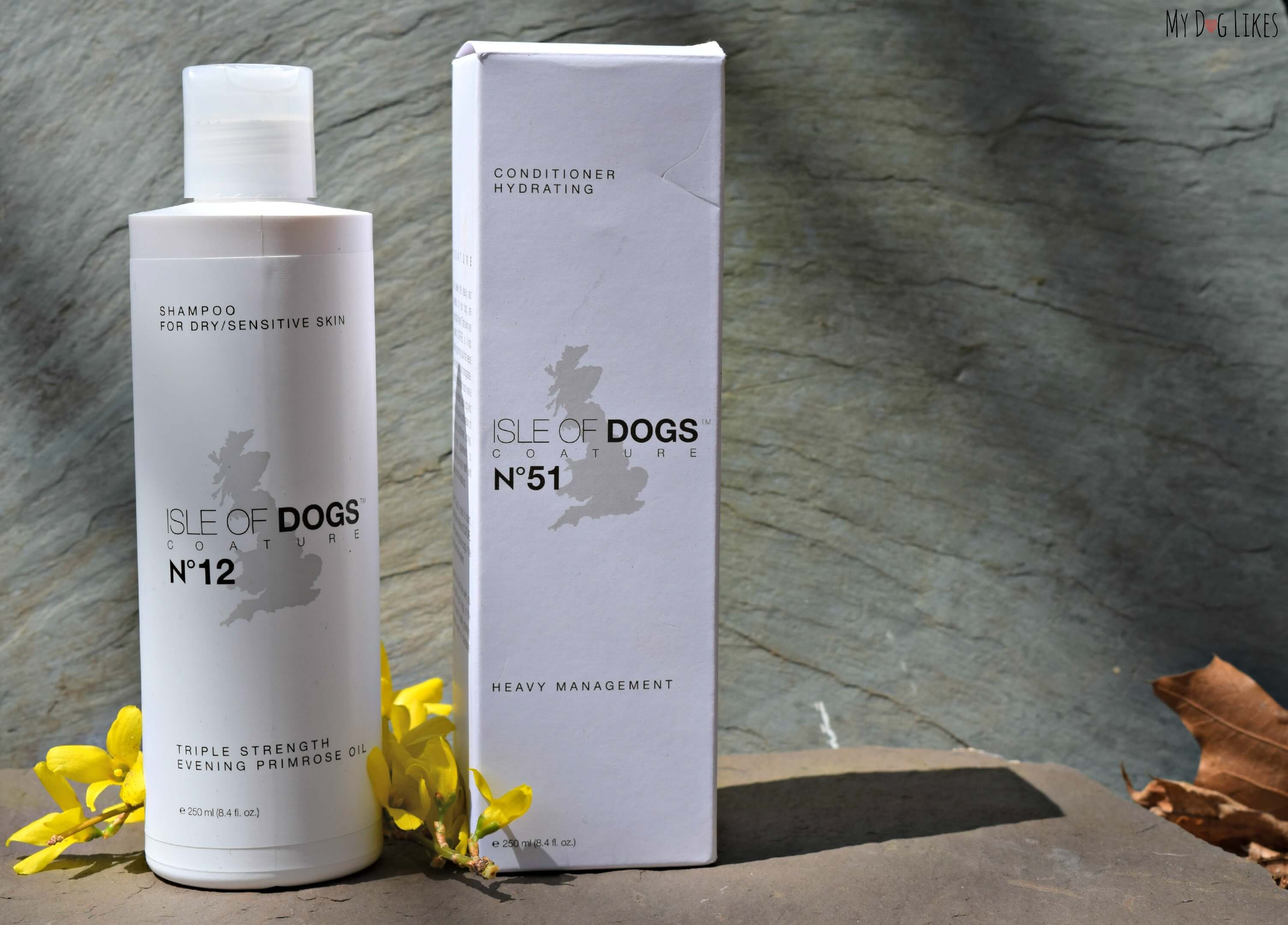 Isle of dogs shampoo conditioner salon quality at home for Salon quality shampoo