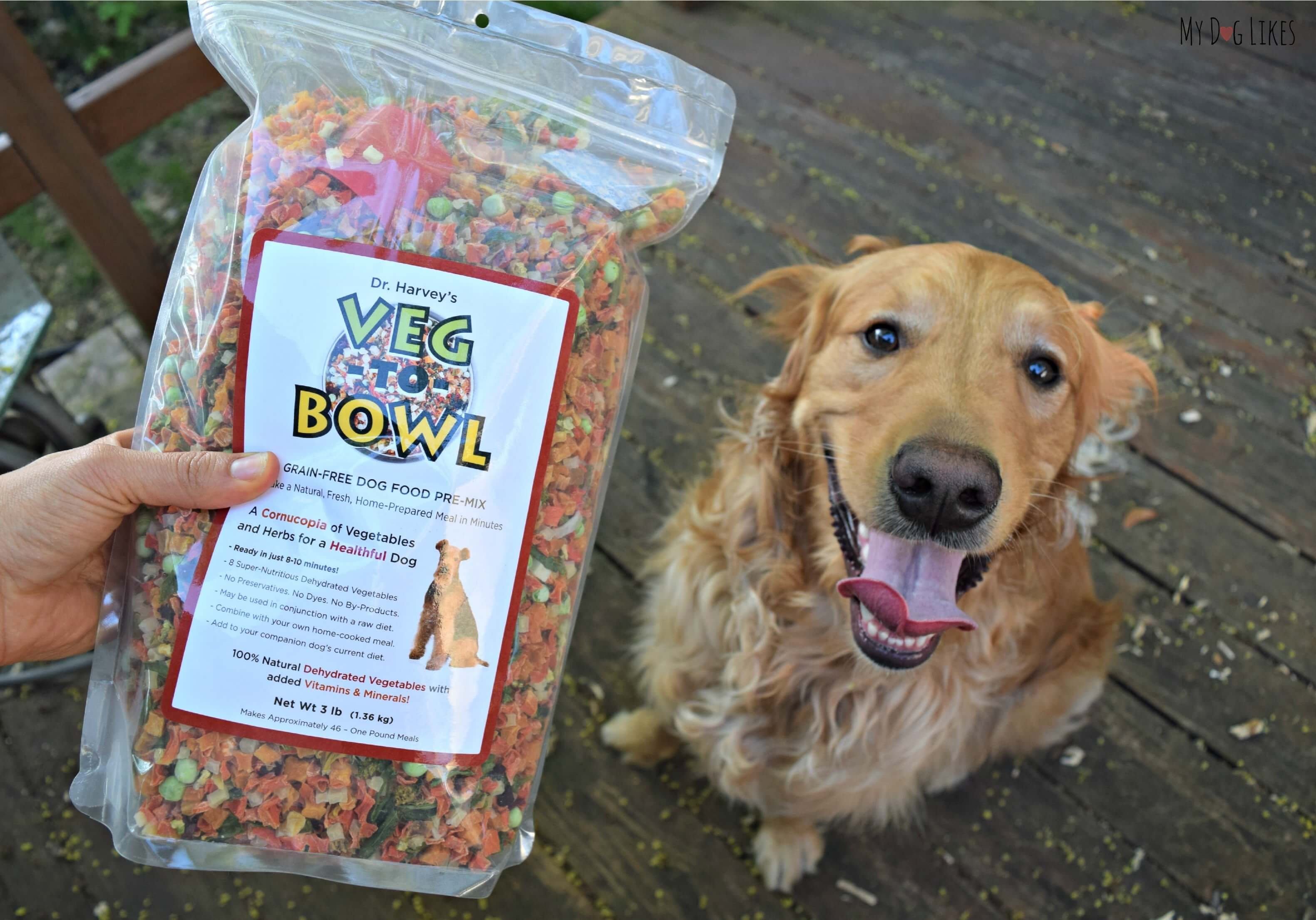 Doc Knows Best Dr Harveys Dog Food Review