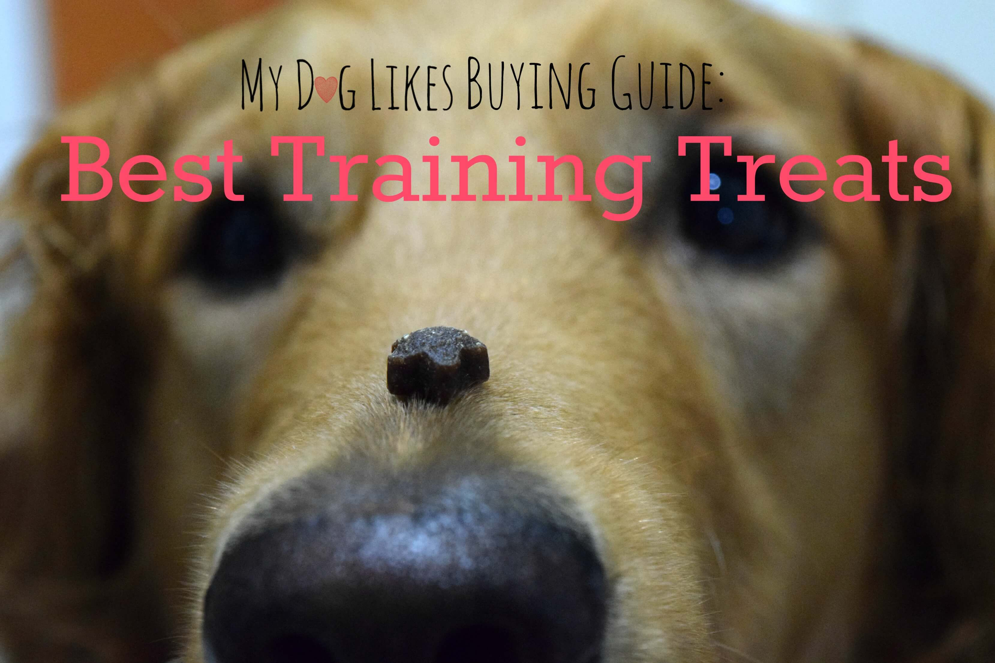 Buying Guide: Best Dog Training Treats