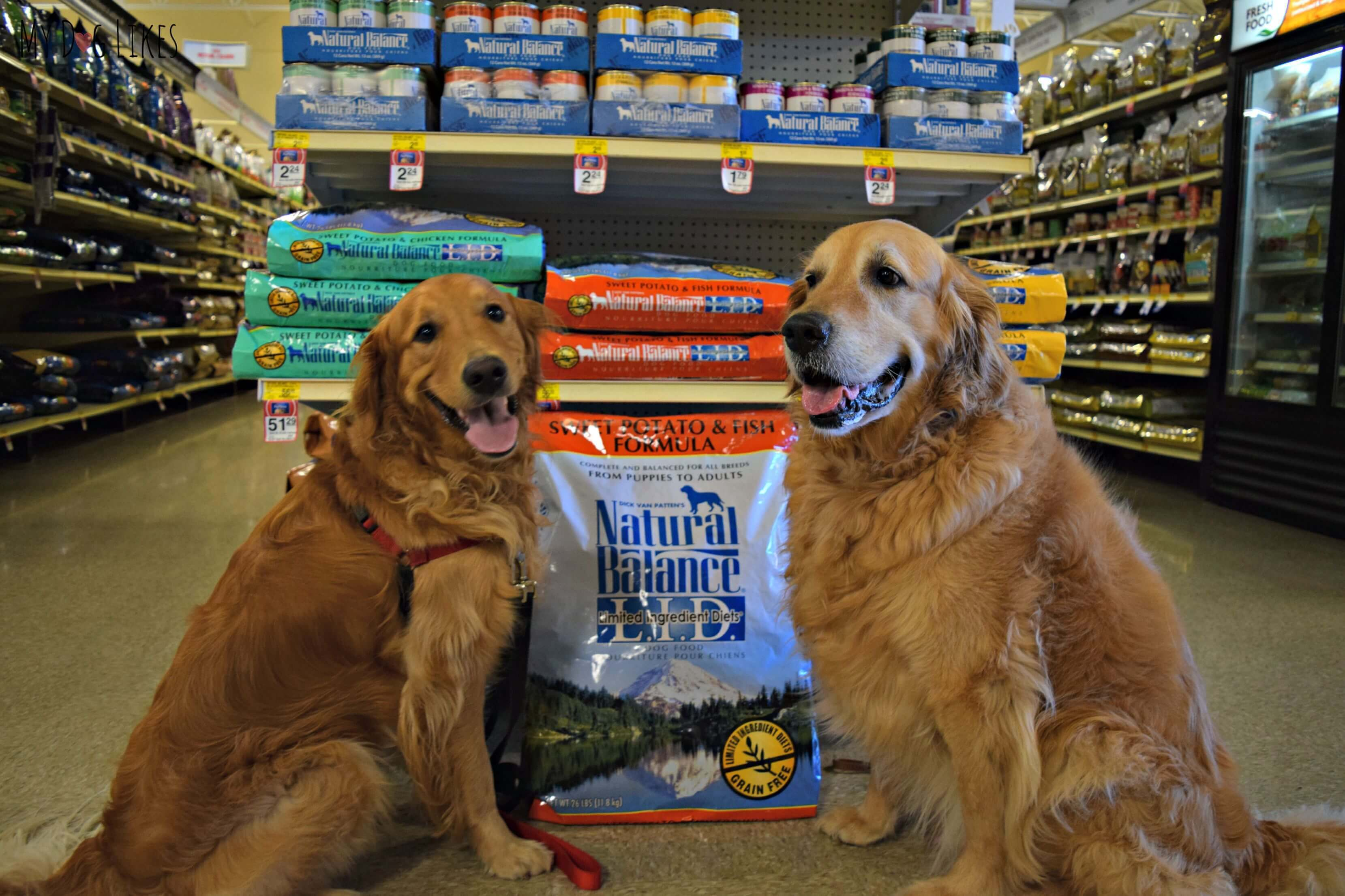 Limited Ingredient, Unlimited Choice: My #PetSmartStory | Natural Balance Dog Food Allergies