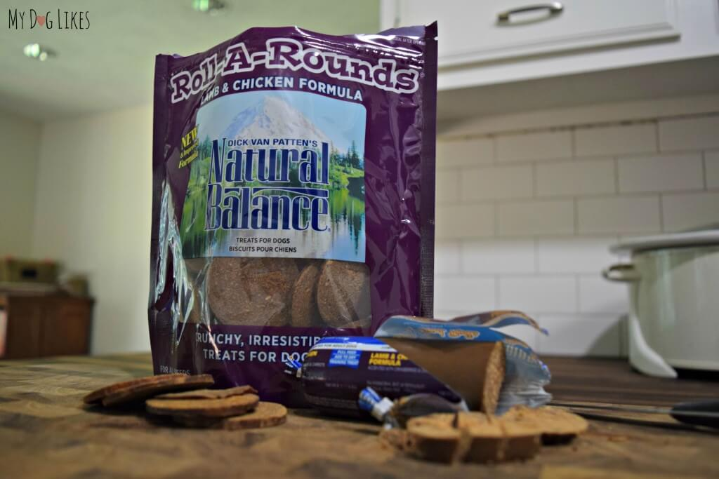 Reviews On Natural Balance Dog Food Rolls