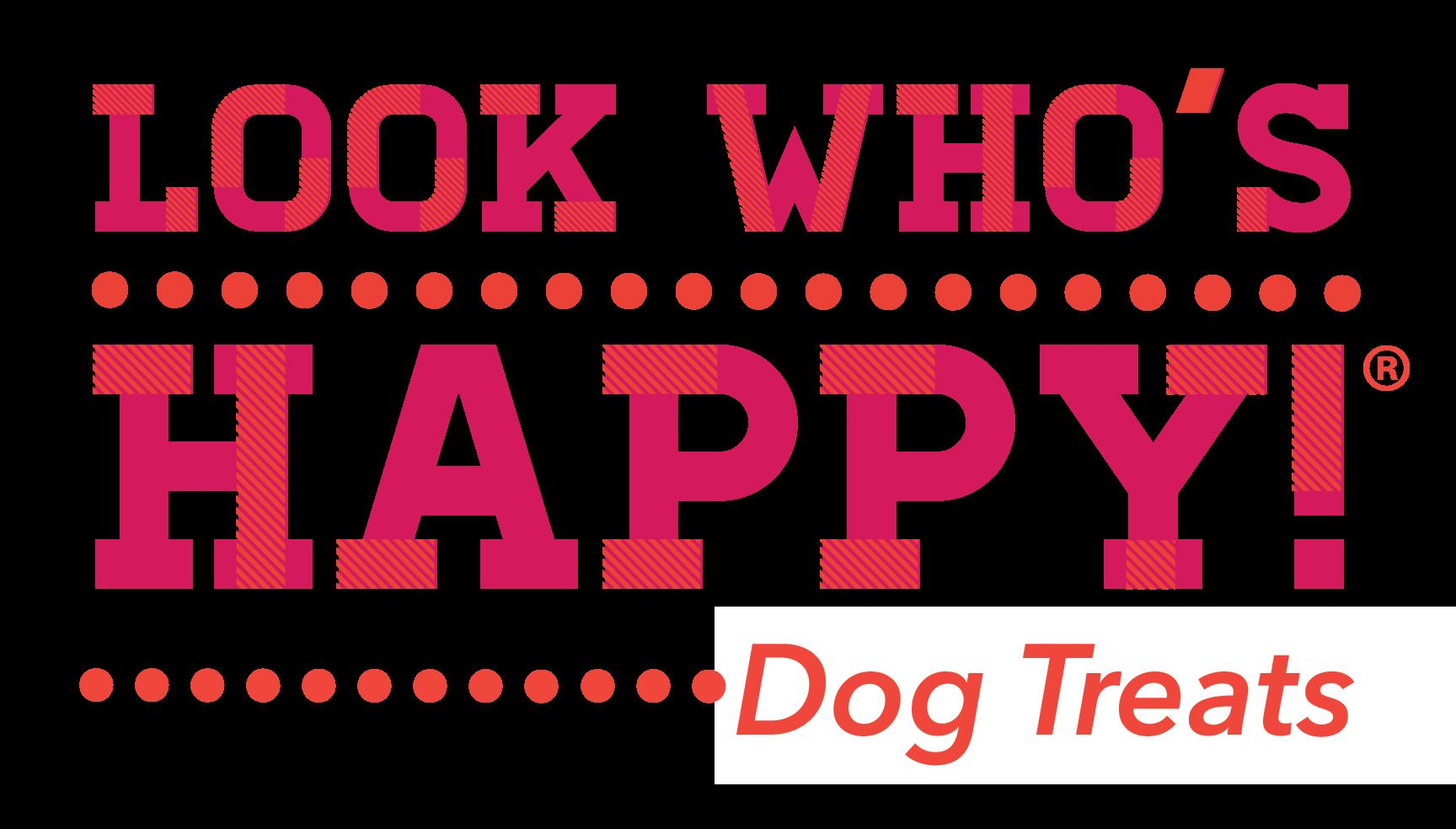 Look Who S Happy Dog Treats