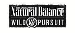 Natural Balance Wild Pursuit Logo