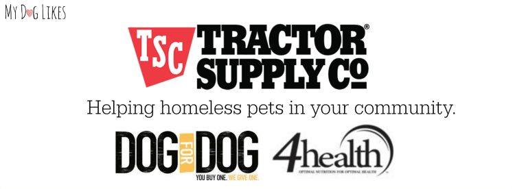 Tractor Supply routinely gives back to local pet shelters across the country