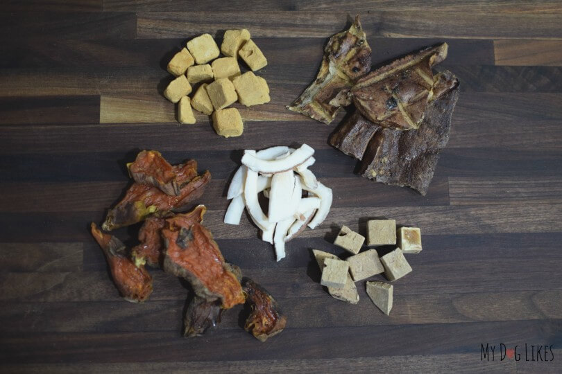 MyDogLikes Single Ingredient Dog Treats