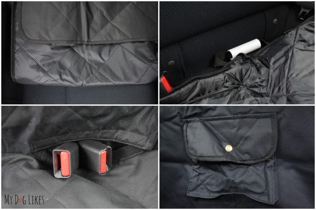 Travelingpaws Pet Car Seat Cover Review