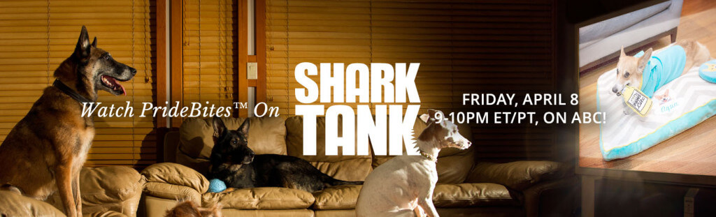 PrideBites Shark Tank