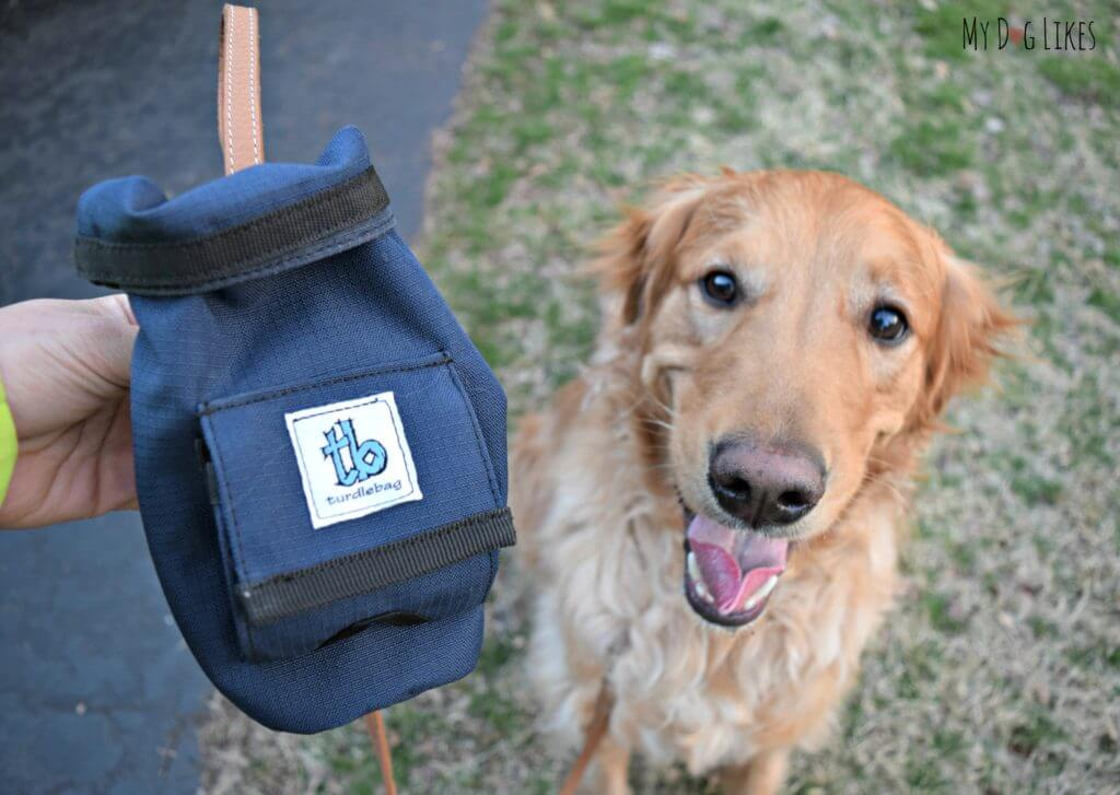 Turdlebag dog poop bag holder