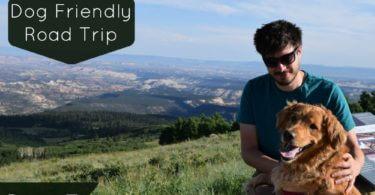 Wyoming Badlands Dog Friendly