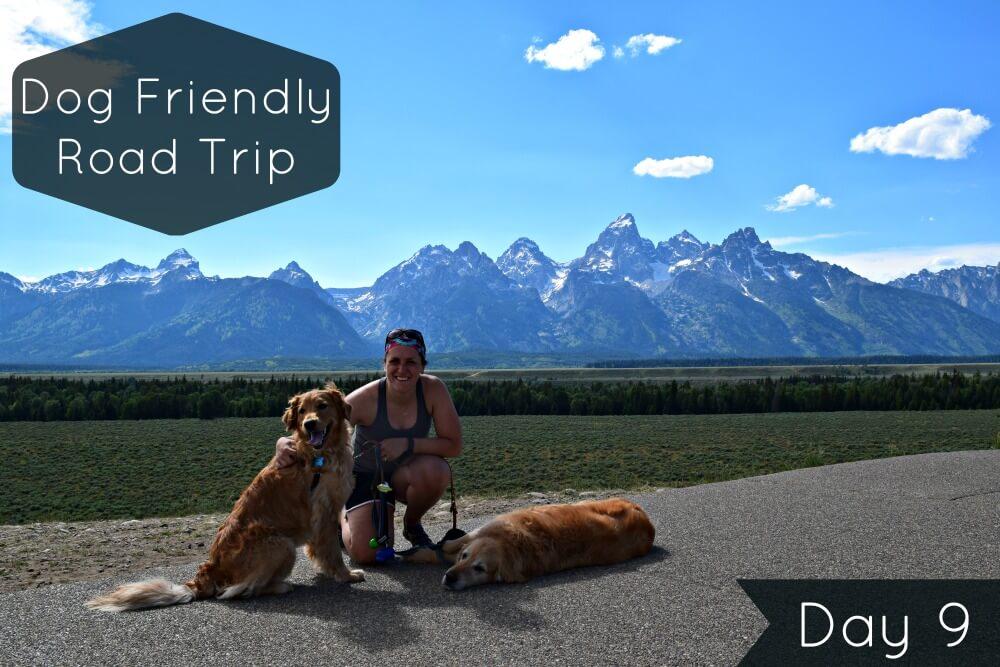 Day 9 - Bridger-Teton National Forest and Grand Teton