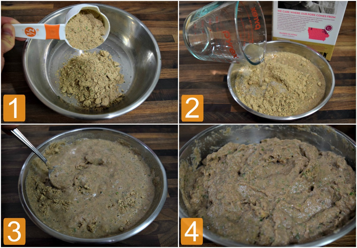 Using Water In Dog Food