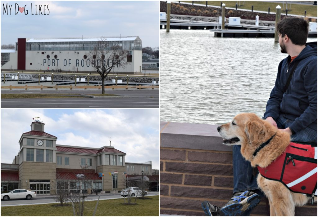Checking out the Port of Rochester and the revamped Rochester Marina