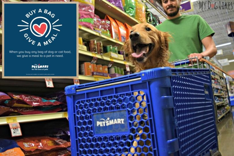 Buy A Bag, Give a Meal™ - All Year Long at PetSmart