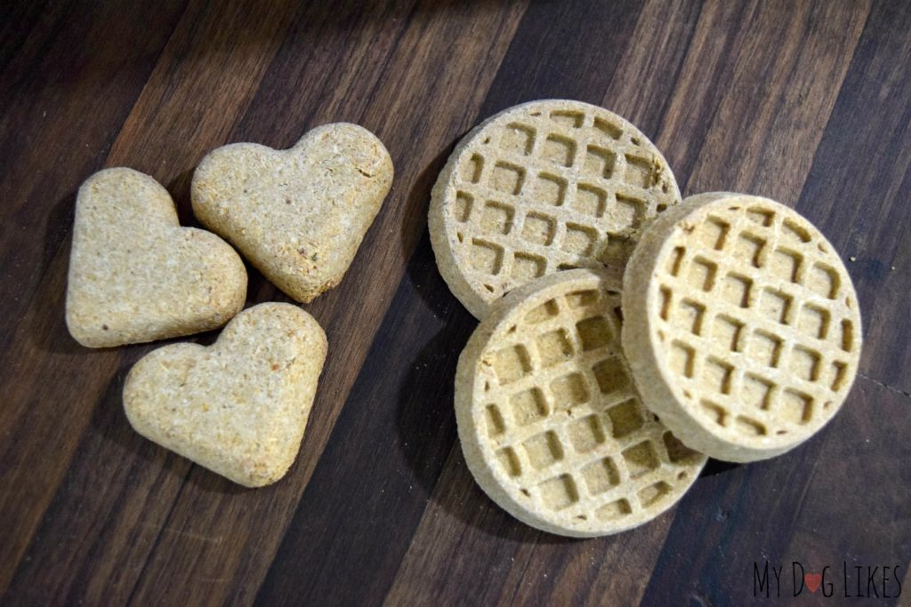 Isle of Dogs biscuit style dog treats