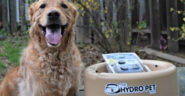 MyDogLikes reviews the Hydropet water bowl