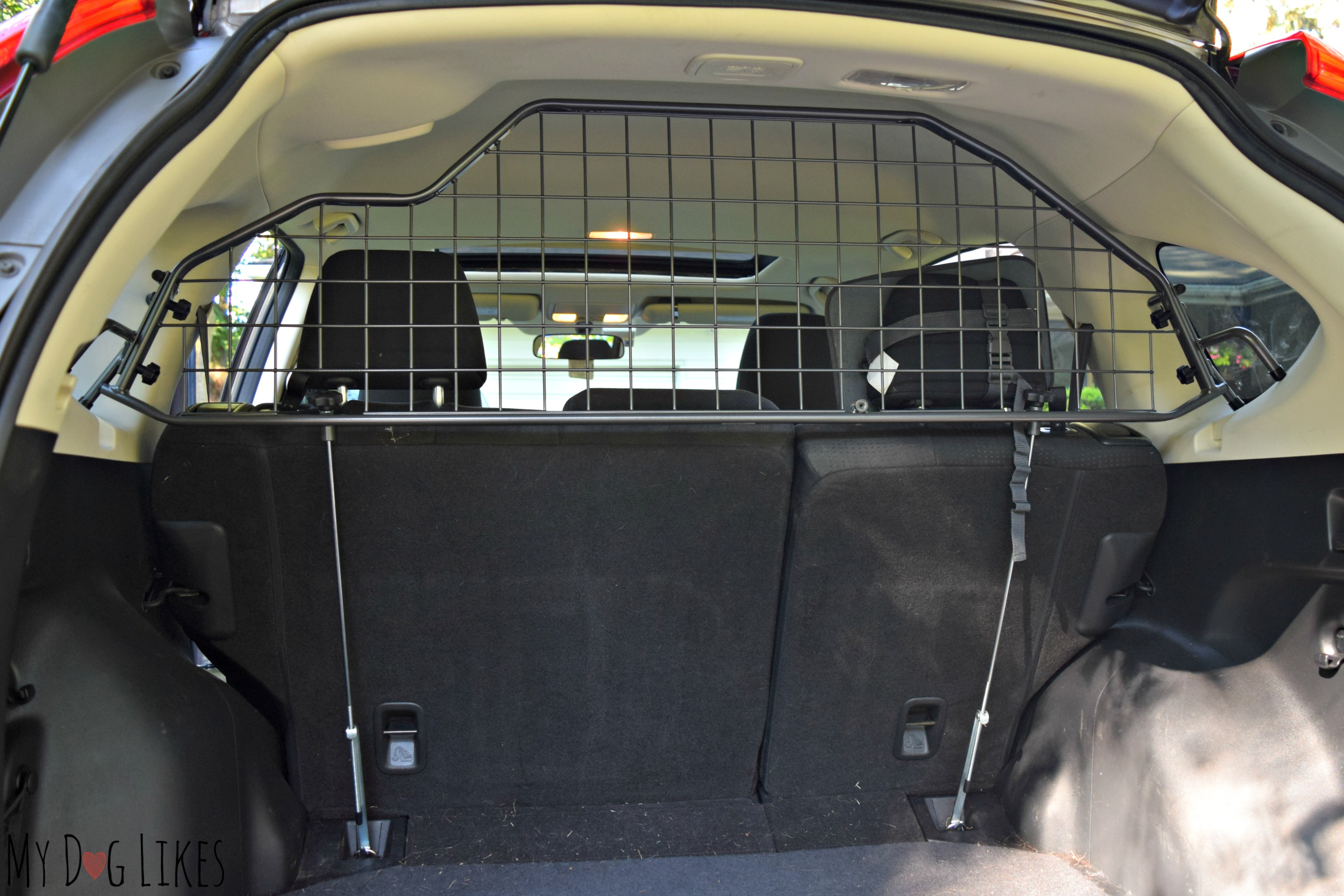 Automotive Dog Barrier