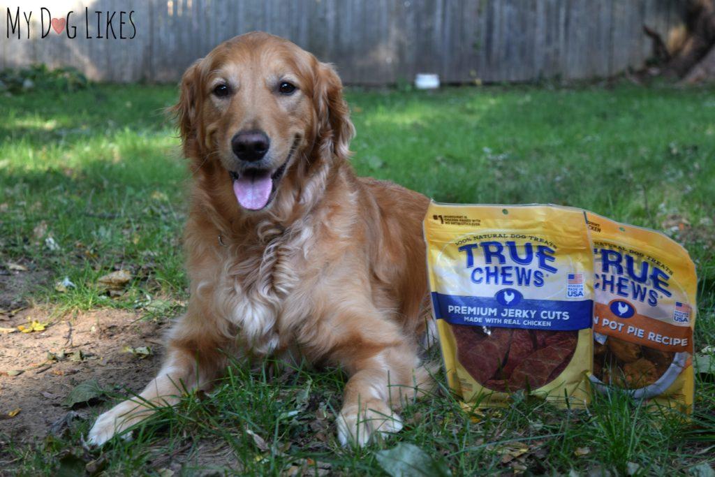 True Chews Jerky Dog Treats